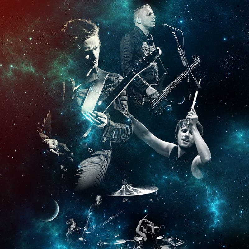 Muse - Drones Festivals Tour