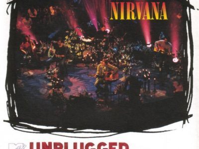 Nirvana - MTV Unplugged - In New York 1993