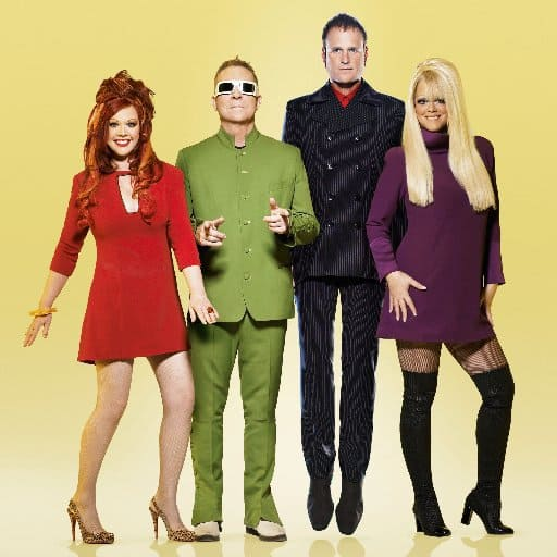 The B-52's - Zoom 78-08