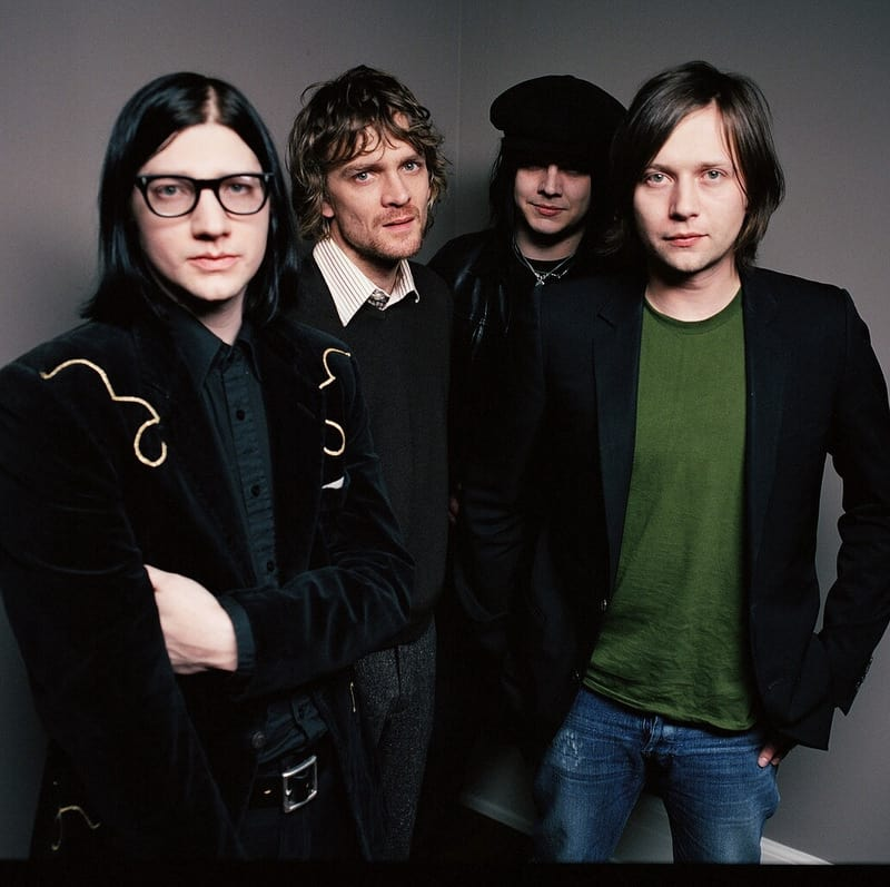 The Raconteurs (The Saboteurs) - Best of 06-12