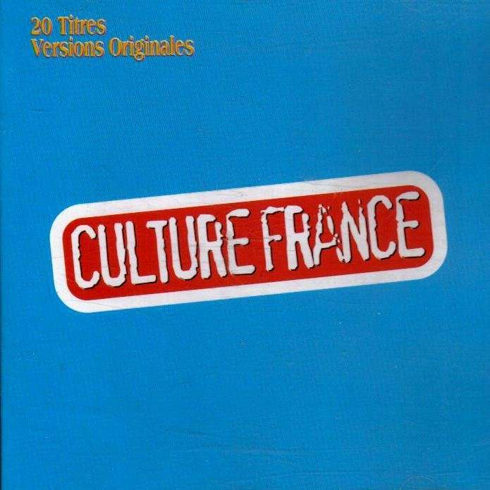 Culture France, Vol. I – 1994 | Best of 80-89