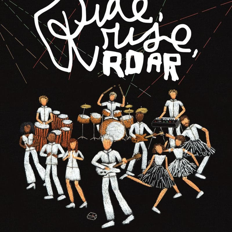David Byrne - Concert Documentary Ride, Rise, Roar