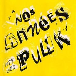Our French Punk Years – 2002 | Best of 77-80