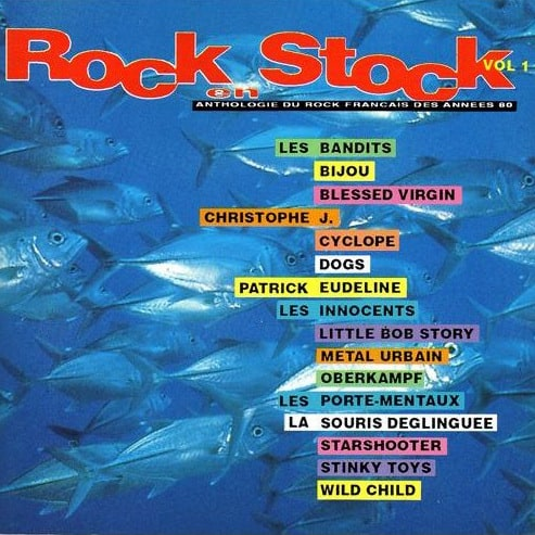 Rock en Stock, Vol. 1 - 1992