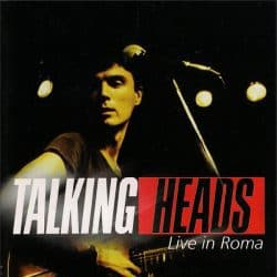 Talking Heads | Konzert Remain in Light Tour: Live in Rome '80