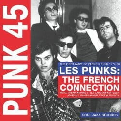 French Punk Connection – 2016 | Best of 77-80