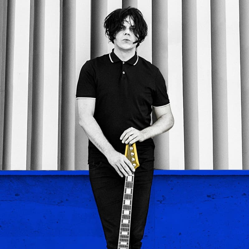 Jack White - Best of 04-18