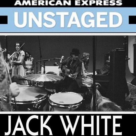 Jack White - Full Amex Unstaged Show 2012