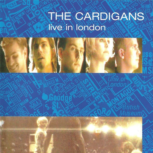 The Cardigans - Live in London 1996