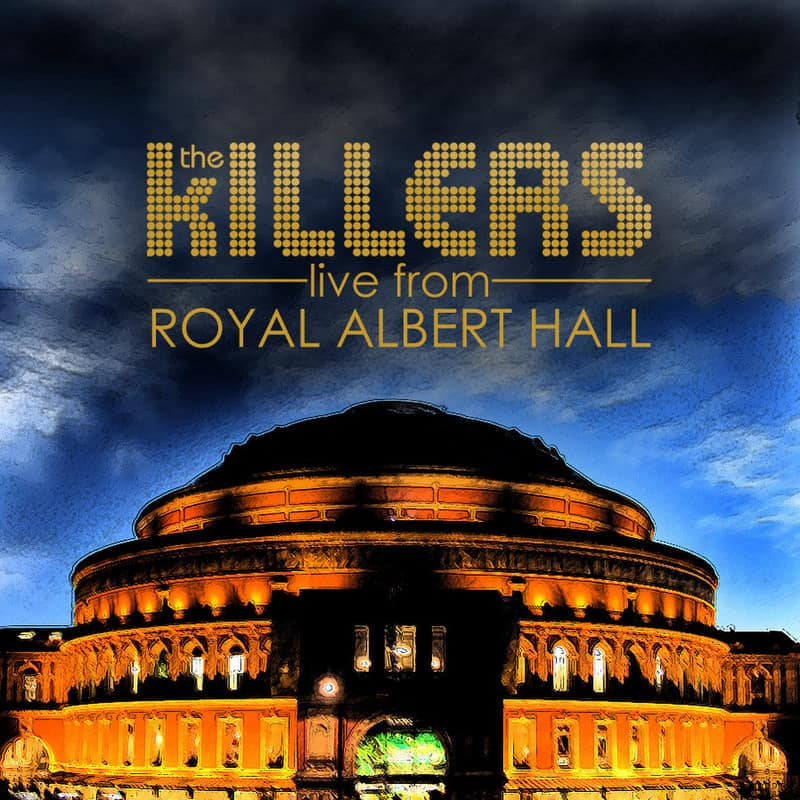 The Killers - Concert Live From the Albert Hall 2009