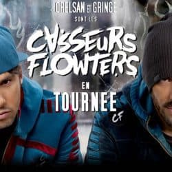 Casseurs Flowters | Concert Orelsan & Gringe Are the Casseurs Flowters Tour: Live at the Eu ...