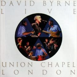 David Byrne | Concert Grown Backwards Tour: Live @ Union Chapel '04