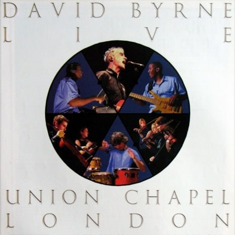 David Byrne - Concert Live at Union Chapel 2004