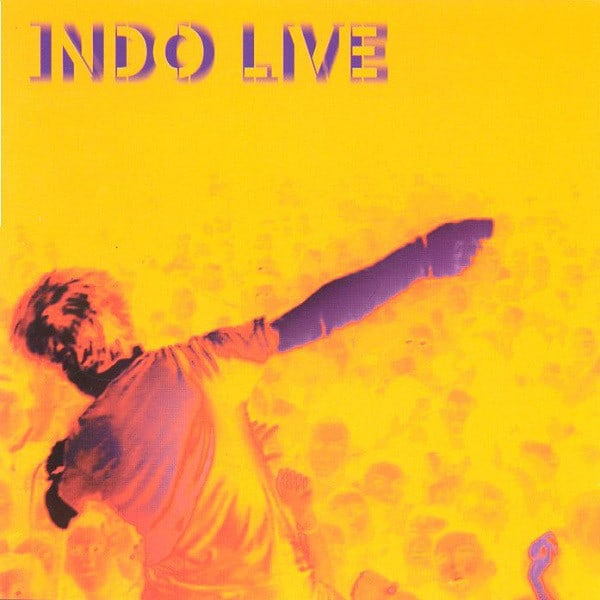 Indochine - Concert Wax Tour- Indo Live 1997