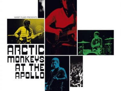 Arctic Monkeys - Concert Live at the Apollo 2007