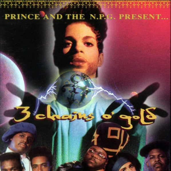 Prince and The New Power Generation - Love Symbol- 3 Chains o Gold - 1994