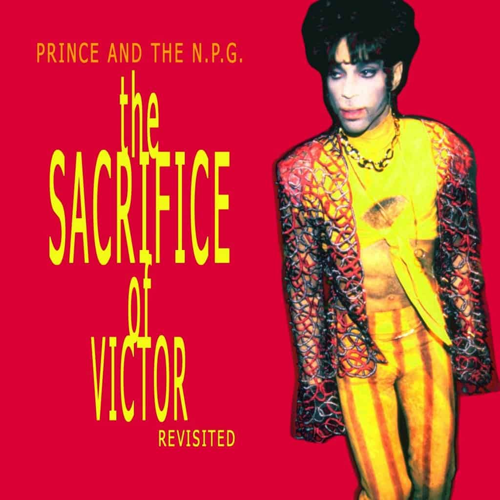 Prince and The New Power Generation - The Sacrifice of Victor - 1993