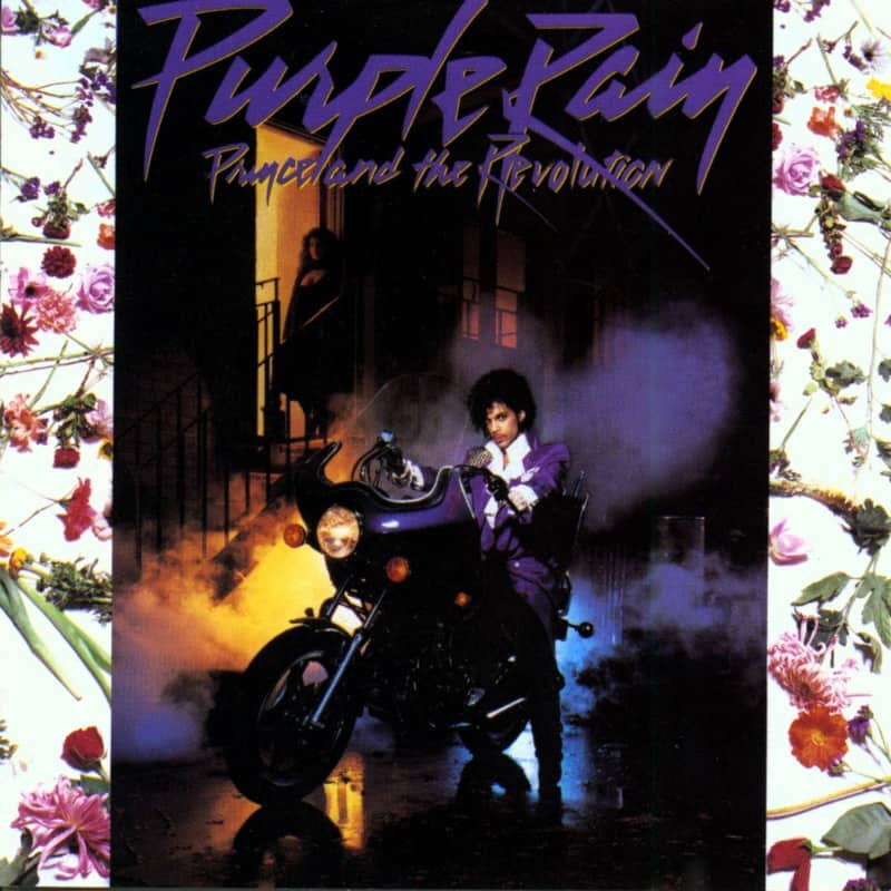 Prince and The Revolution - Purple Rain - 1984