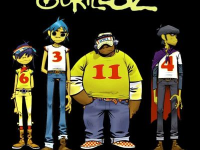 Gorillaz - Concert Live at Glastonbury Festival 2010