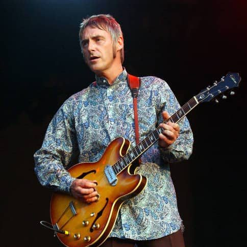 Paul Weller - Concert @ Route of Kings- Live in Hyde Park 2002