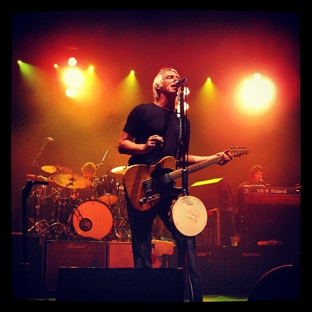 Paul Weller - Concert Live in Sydney 2010