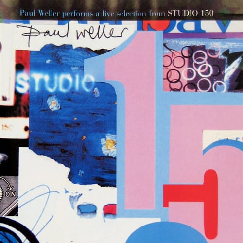 Paul Weller - Live Selection From Studio 150 - 2004