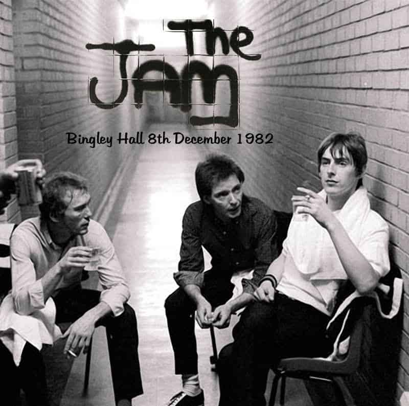The Jam - Live at the Bingley 1982