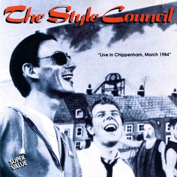 The Style Council ‎– Live In Chippenham March 1984