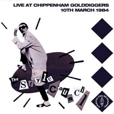 The Style Council - Live in Chippenham Goldiggers 1984