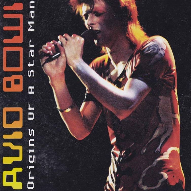 David Bowie - Origins of a Starman - 2004