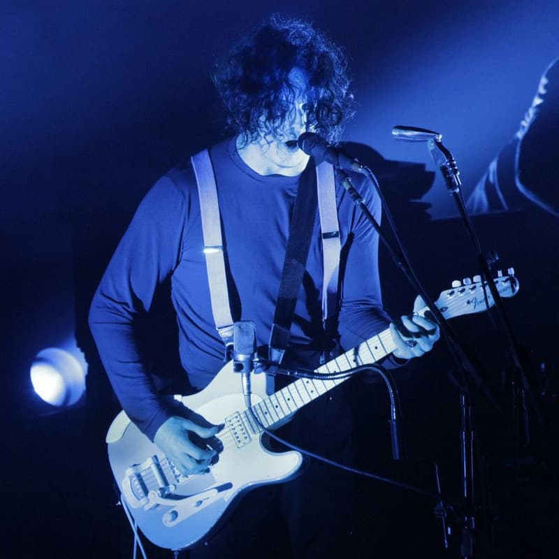 Jack White | Concert Live at The Fonda Theatre 2014