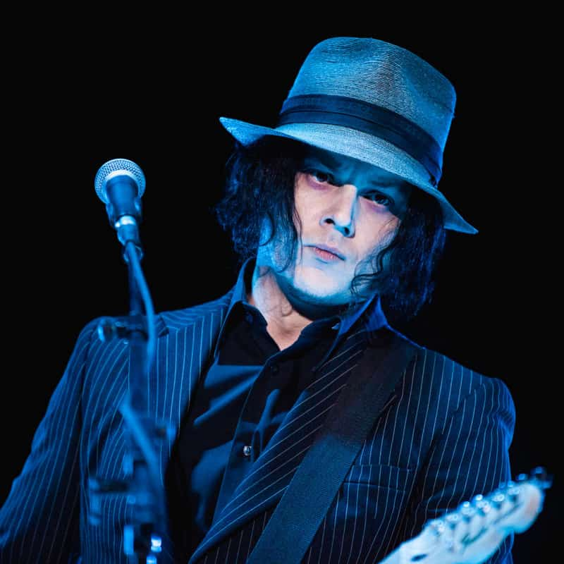 Jack White - Concert Voodoo Experience 2012