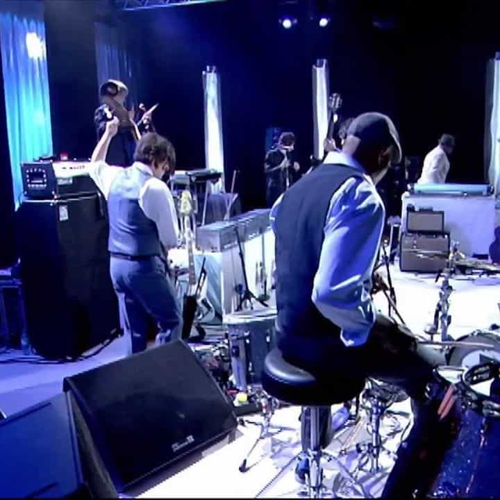 Jack White - Private Concert Canal+ 2012