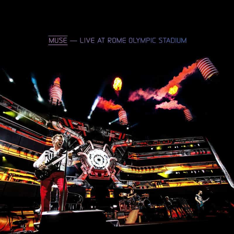 Muse - Concert Live at Rome Olympic Stadium 2013