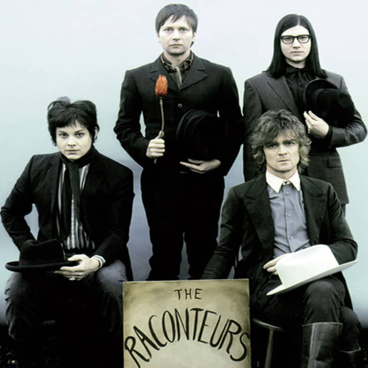 The Raconteurs - Concert Eden Sessions 2008