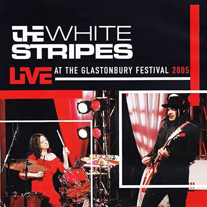 The White Stripes - Concert Live at the Glastonbury Festival 2005