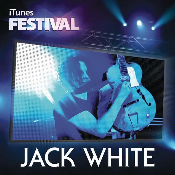 Jack White - Concert iTunes Festival 2012 London