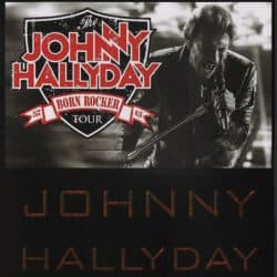 Johnny Hallyday | Concert Born Rocker Tour: Concert Anniversary Bercy 2013