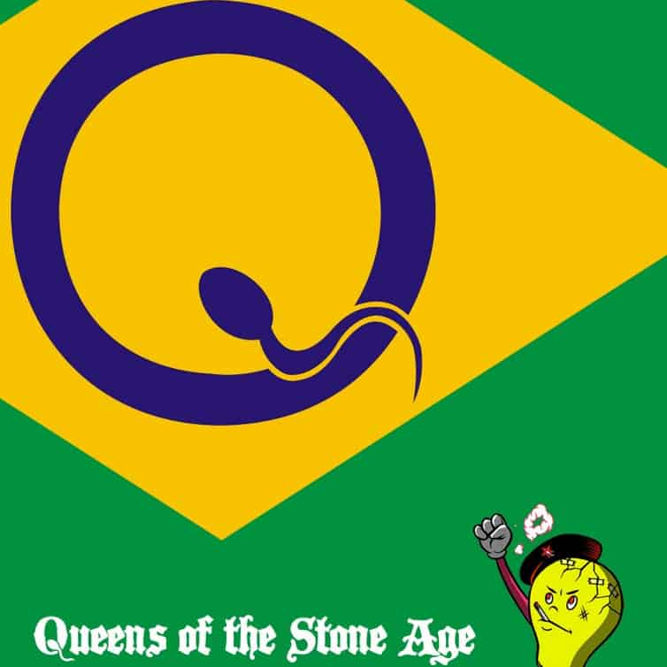Queens of the Stone Age - Concert Live in Brazil 2010