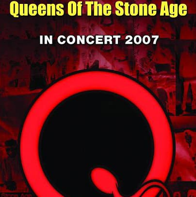 Queens of the Stone Age - Concert in London 2007