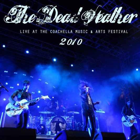 The Dead Weather - Concert Live @ Coachella Festival 2010