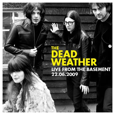 The Dead Weather - Concert Live @ From the Basement 2009
