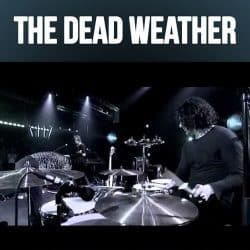 The Dead Weather | Private Concert – Canal+ 2009