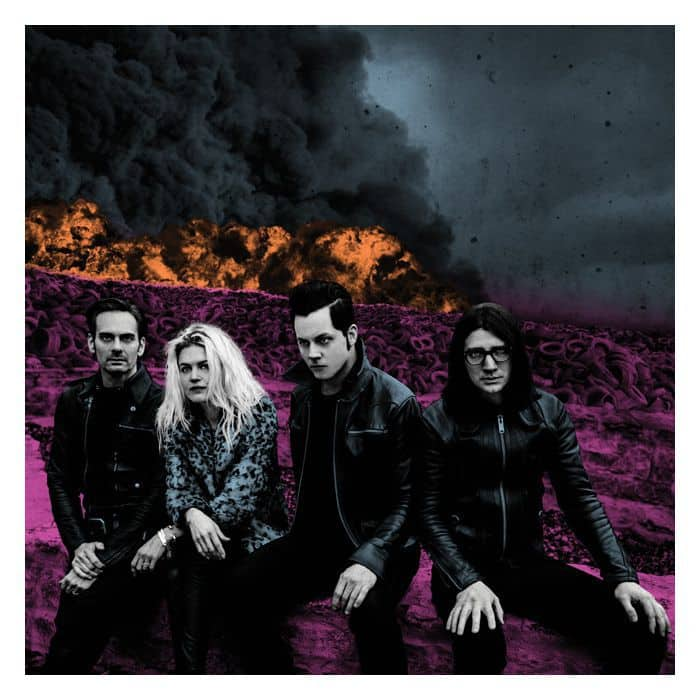 The Dead Weather | Concert Live @ Glastonbury 2010
