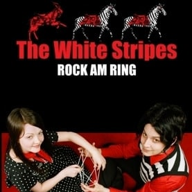 The White Stripes - Concert Live Rock Am Ring 2007