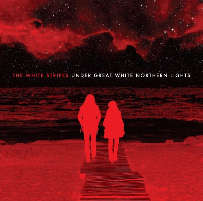 The White Stripes | Under Great White Northern Lights – Documentaire Musical – 2009