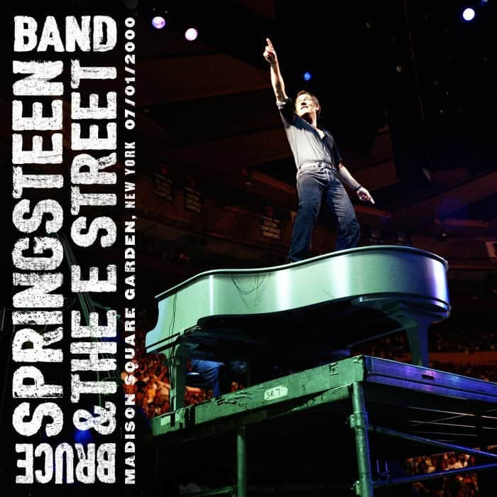 Bruce Springsteen & The E Street Band - Concert Live in New York City 2000