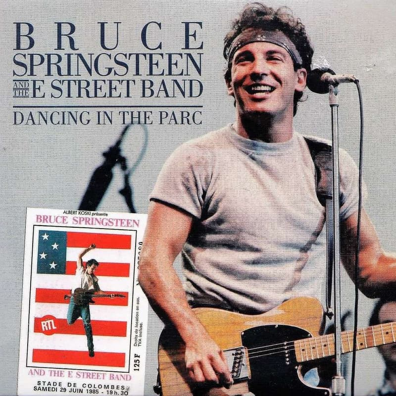 Bruce Springsteen & the E Street Band - Born in the USA Tour- Dancing in the Parc, Paris 1985