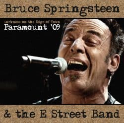 Bruce Springsteen & The E Street Band | Konzert Darkness on the Edge of Town: Paramount  ...