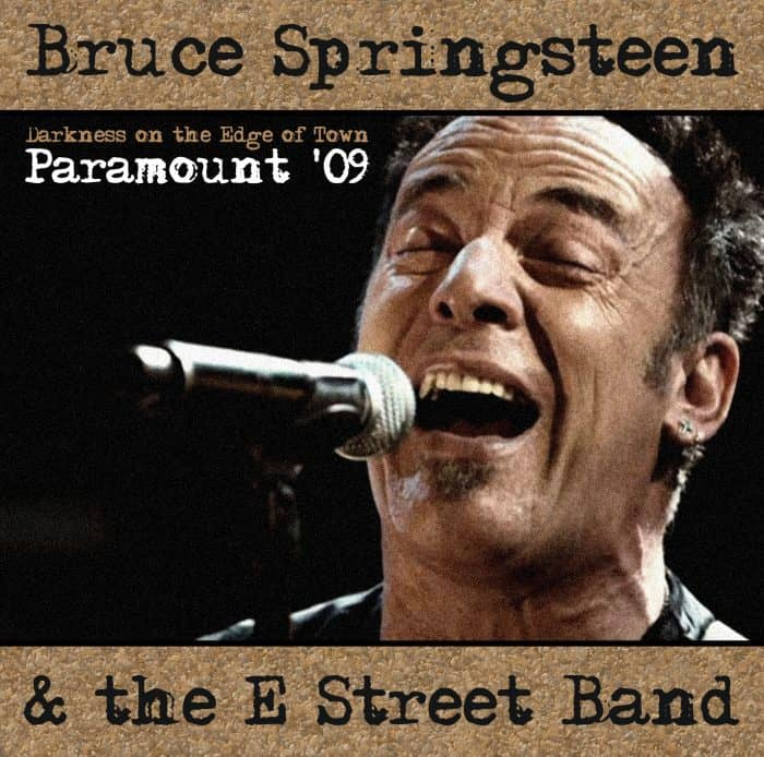 Bruce Springsteen & The E Street Band | Konzert Darkness on the Edge of Town: Paramount '09